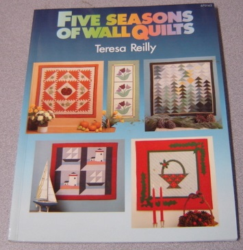 Image for Five Seasons of Wall Quilts