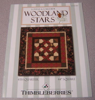 Image for Lodge & Lakeside Woodland Stars, 4th Quarter