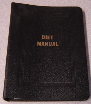 Image for Diet Manual