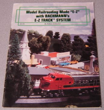"Image for Model Railroading Made ""E-Z"" with Bachmann's E-Z Track System"
