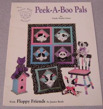 Image for Peek-A-Boo Pals with Floppy Friends (Taylor Made Designs)