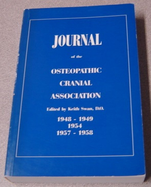 Image for Journal of the Osteopathic Cranial Association, 1948-1949, 1954, 1957-1958