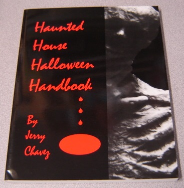 Image for Haunted House Halloween Handbook