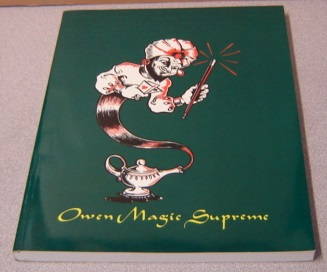Image for Owen Magic Supreme, Catalog No. 12