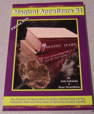 Image for Magical Appetizers #1 Presents Dustin' It Off: How Everything Old Can Be New Again