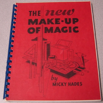 Image for The New Make-up Of Magic, Revised And Expanded Edition