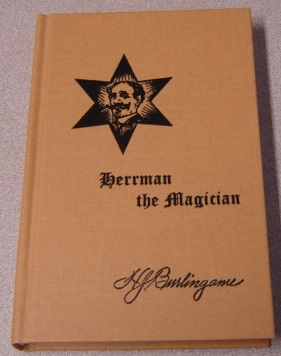 Image for Herrmann The Magician: His Life; His Secrets