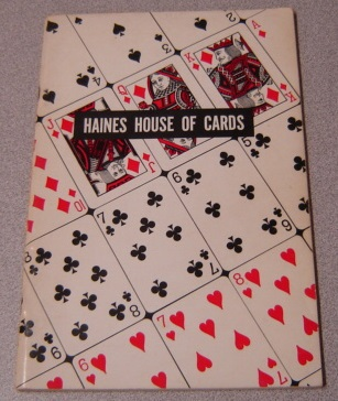 Image for Haines House of Cards (Fox Lake Playing Cards)