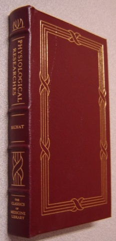 Image for Physiological Researches Upon Life and Death (Classics of Medicine Library)