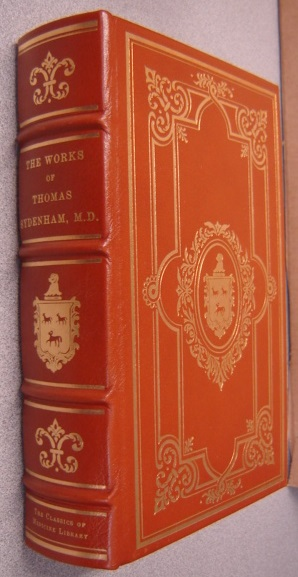 Image for The Works Of Thomas Sydenham, M. D. (Classics of Medicine Library)