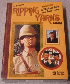Image for The Complete Ripping Yarns by Monty Python's Michael Palin & Terry Jones, 9 Episodes, Boxed Set