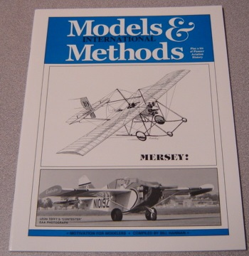 Image for International Models & Methods Plus a Bit of Pioneer Aviation History