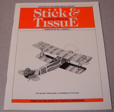 Image for Stick & Tissue International, Heritage Of Our Hobby Special Edition