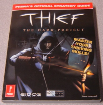 Image for Thief: The Dark Project, Prima's Official Strategy Guide
