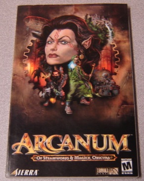 Image for Arcanum Of Steamworks And Magick Obscura Players Guide