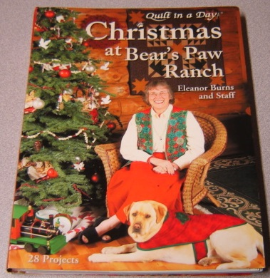 Image for Christmas at the Bear's Paw Ranch (Quilt in a Day Series)