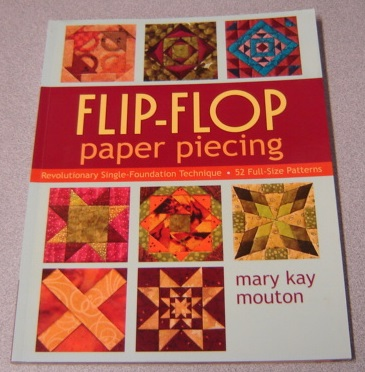 Image for Flip-Flop Paper Piecing: Revolutionary Single-Foundation Technique