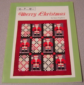 Image for Merry Christmas, Signed (Quick Picture Quilts)