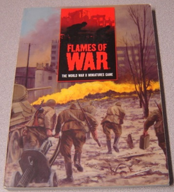Image for Flames Of War: The World War II Miniatures Game