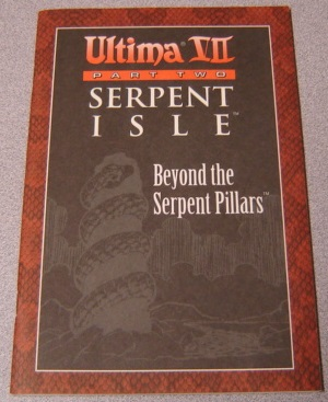Image for Ultima VII Part Two, Serpent Isle: Beyond the Serpent Pillars