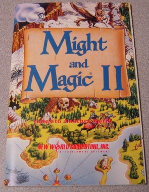 Image for Might and Magic II: Gates to Another World
