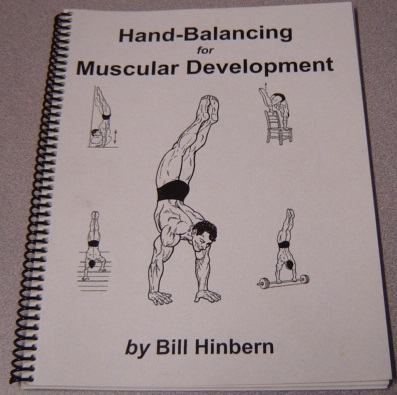 Image for Hand-Balancing for Muscular Development