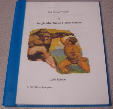 Image for Jack Savage Presents The Jungle Man Super Fitness Course; Signed
