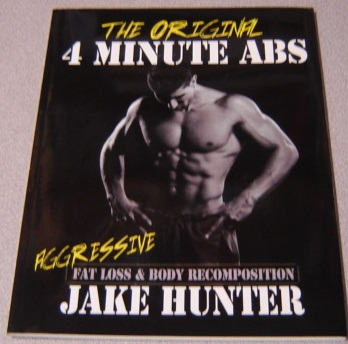 Image for The Original 4 Minute Abs: Aggressive Fat Loss & Body Recomposition