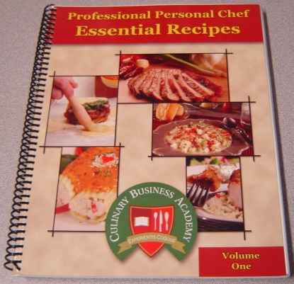 Image for Professional Personal Chef Essential Recipes, Volume One (1, I)