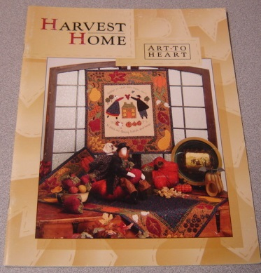 Image for Harvest Home (Art to Heart Ser. #510B)