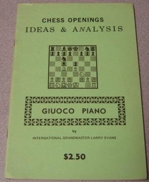 Image for Chess Openings Ideas & Analysis: Giuoco Piano
