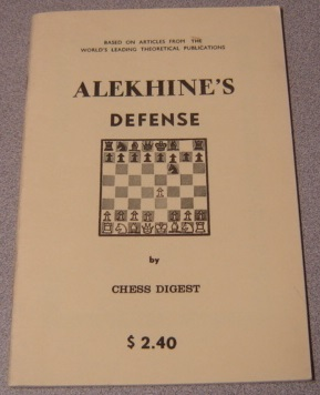 Image for Alekhine's Defense