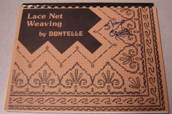 Image for Lace Net Weaving (Net Darning)