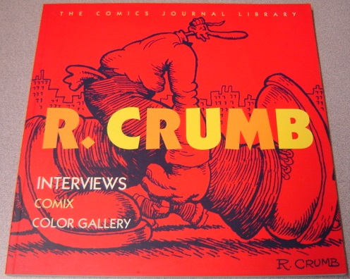 Image for The Comics Journal Library, Volume 3: R. Crumb