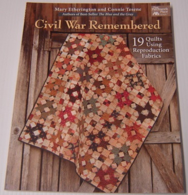 Image for Civil War Remembered: 19 Quilts Using Reproduction Fabrics