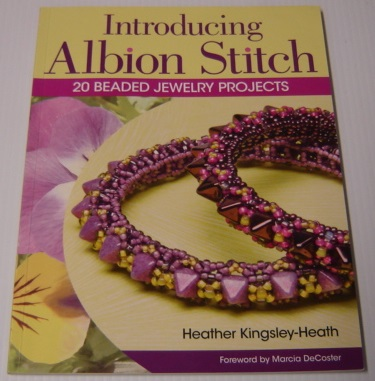 Image for Introducing Albion Stitch: 20 Beaded Jewelry Projects