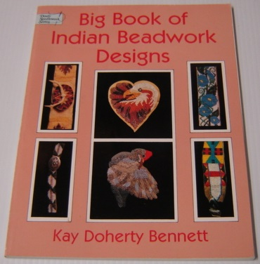 Image for Big Book of Indian Beadwork Designs (Dover Needlework Series)