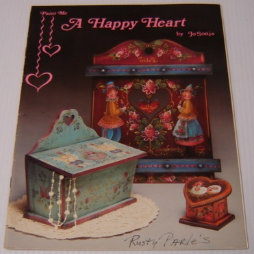 Image for Paint Me A Happy Heart; Signed