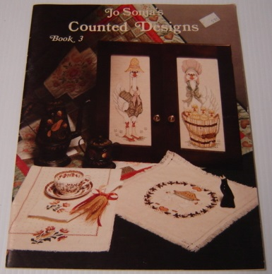 Image for Jo Sonja's Counted Designs, Book 3