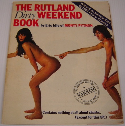 Image for The Rutland Dirty Weekend Book