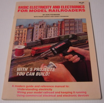 Image for Basic Electricity and Electronics for Model Railroaders