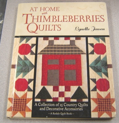 Image for At Home with Thimbleberries Quilts