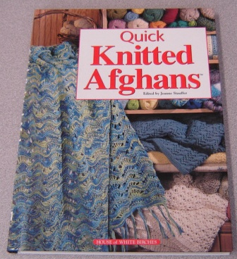 Image for Quick Knitted Afghans