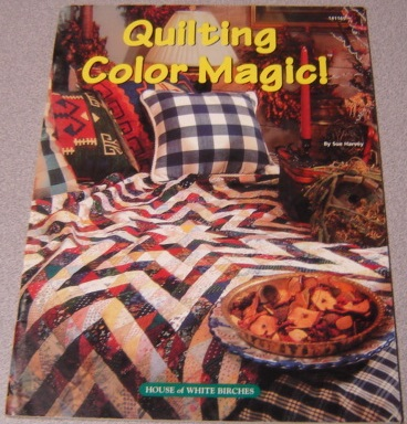 Image for Quilting Color Magic!