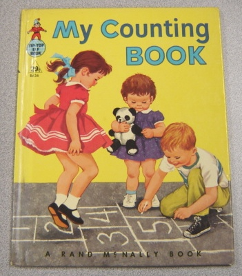 Image for My Counting Book (Rand McNallly Tip-Top Elf Book #8636)