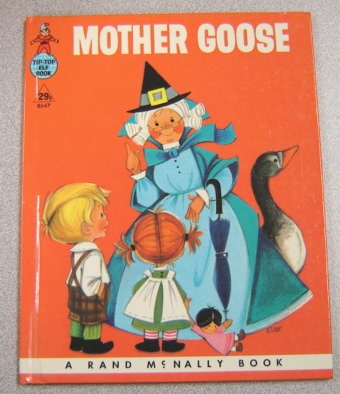 Image for Mother Goose (Rand McNally Tip-Top Elf Book #8647)