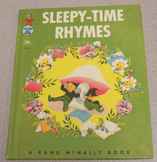 Image for Sleepy-Time Rhymes (Rand McNally Tip-Top Elf Book #8664)