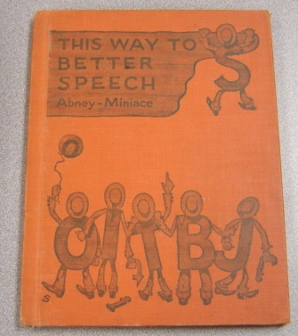 Image for This Way To Better Speech
