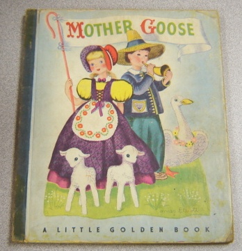 Image for Mother Goose (Little Golden Book)