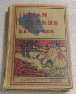 Image for Indian Legends: Stories Of America Before Columbus